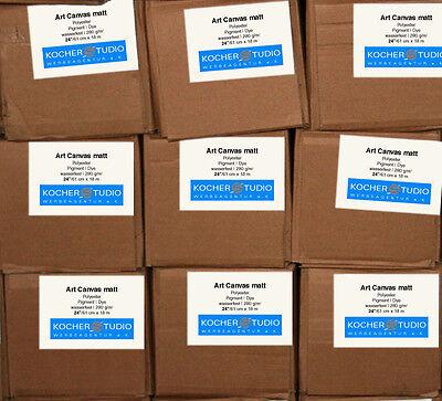 3 Rolle Inkjet Canvas zum Drucken 240 g//m2 1,067x30m Kostenlos Versand
