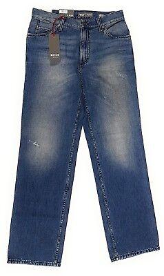 Mustang Jeans Uomo Pantaloni Autostop Slim Medium Straight 1004990 Jeans Blu 313-mostra Il Titolo Originale Il Consumo Regolare Di Tè Migliora La Salute