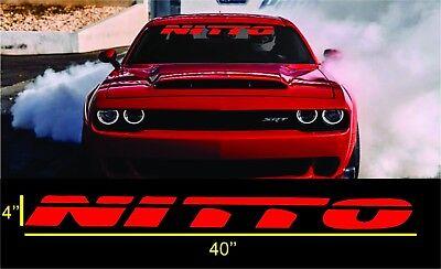 2X Challenger PAIR Durango Mopar Sticker Charger Avenger Dodge