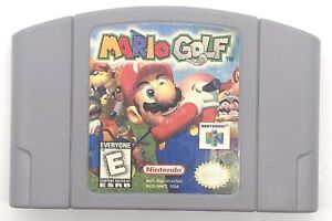 Mario-Golf-Nintendo-64-N64-Game-Cartridge-Only-Authentic-Tested