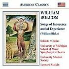 William Bolcom - : Songs of Innocence and of Experience (2005)