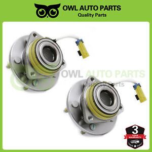 Both-2-Front-Wheel-and-Bearing-Chevy-Impala-Monte-Carlo-Buick-LeSabre-HD-FWD
