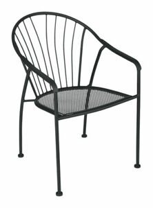 Surprising Details About Living Accents Black Steel Winston Chair Ibusinesslaw Wood Chair Design Ideas Ibusinesslaworg