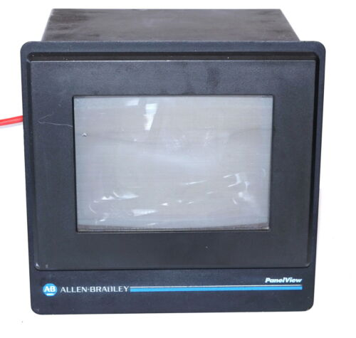 Allen Bradley 2711TC1C PanelView Terminal Screen Monitor