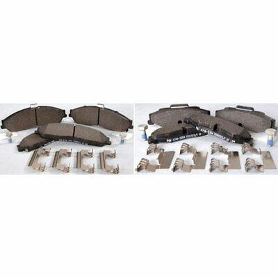 1997-2004 C5 CORVETTE SEMI METALLIC BRAKE PADS