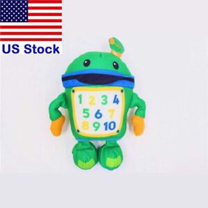 Details About 9 Nickelodeon Team Umizoomi Bot Plush Figure Doll Price Kid Toy Us Stock