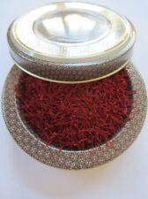 1 Grammo Puro genuino ZAFFERANO Spice, livello I (TUTTO ROSSO) con GRATIS UK Consegna