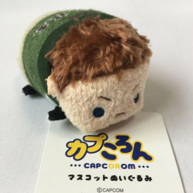 CAPCOM STORE Tokyo LTD CAPCOROM Mascot plush Biohazard Resident Evil RE:3 Jill