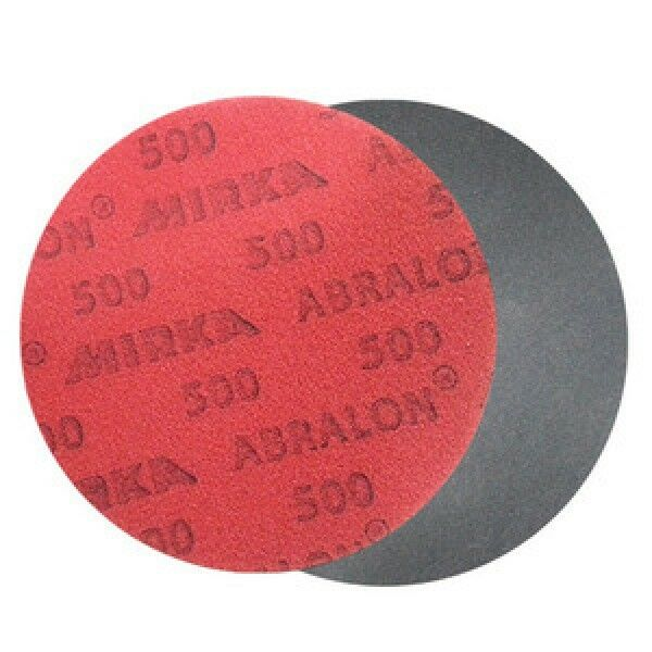 Mirka Abralon Sanding Pad - 5INCH - 500 grit, 20 ct