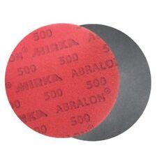 BRAND NEW MIRKA//ABRALON PADS 6 INCH 20PK 500 GRIT ONLY