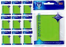New! Verzamelingen 600 MAX PRO SMALL PREMIUM SKY BLUE DECK PROTECTORS SLEEVES Yugioh Lot