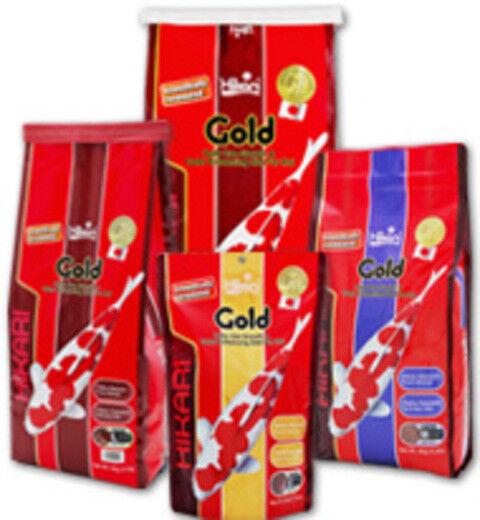 Hikari Gold Pond Food-  17.6oz  - QUANTITY PRICING !! LOOK INSIDE!