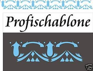 Schablonen-Dekorfries-Wandschablone-Malerschablonen-Stencils-Schwedenstyle