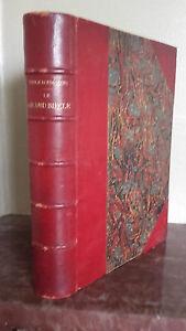 1896 E. Bourgeois Grand Siglo Louis XIV Hachette/Frontispicio/Arte / Tr.tete Or