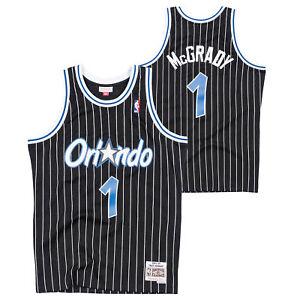 new style ac070 fc9d2 Details about Orlando Magic Tracy McGrady Hardwood Classics Alternate  Swingman Jersey Shirt