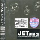 Shine On [Digipak] by Jet (Hard Rock) (CD, Oct-2006, Atlantic (Label))