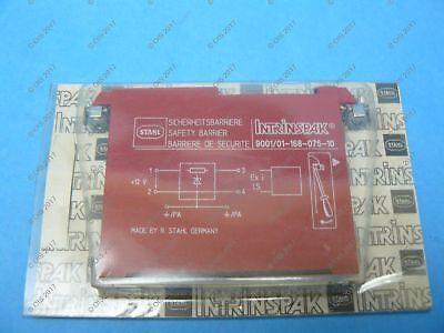 Stahl 9001//01-280-165-10 INTRINSPAK intrinsic safety barrier