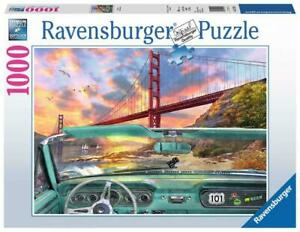 New-Ravensburger-Golden-Gate-Bridge-1000-Piece-Jigsaw-Puzzle