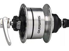 Shimano DH-3D72 Dynamo Centerlock Disc 36h Front Hub NEW