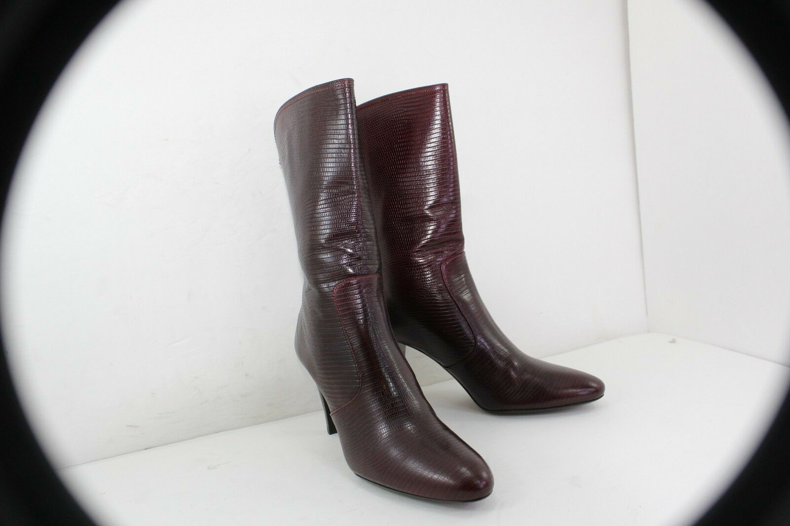 COLE HAAN Stiefel Größe 8 B braunS NEW MADE IN ITALY MSRP   300