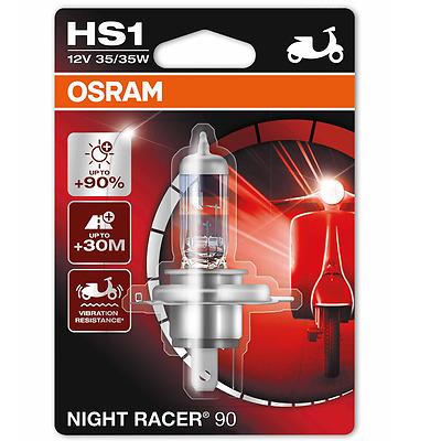 Osram HS1 12V 35/35W PX43T Night Racer 90 1st. 64185NR9-01B