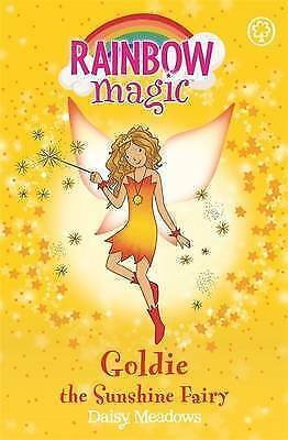 1 of 1 - GOLDIE THE SUNSHINE FAIRY: The Weather Fairies:  Book 4 by Daisy Meadows