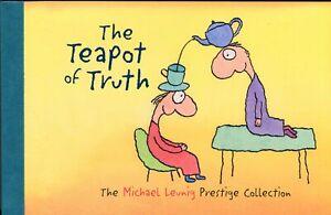 Australia-booklet-1998-SG1805-Leunig-The-Teapot-Of-Truth-prestige-MNH