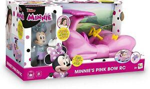 IMC Toys - Disney - Grande RC cabriolet de Minnie Fashion Doll