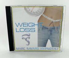 Weight Loss Hypnosis by Marc Hypnotist Savard (CD, Mar-2009, CD Baby