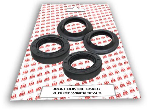 Honda ST1100 PAN EUROPEAN 91-04 incl ABS MODELS FORK OIL SEAL /& DUST SEAL KIT