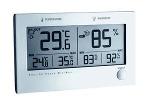 Tfa-de-Thermometre-sans-Fil-Twin-Plus-30-3049-Minimum-Max-Fonction-Frostsymbol