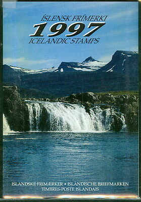 ICELAND 1997 OFFICIAL YEARSET