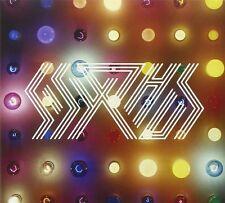 SERENGETI, SON LUX & SUFJAN STEVENS - SISYPHUS - 11 TITRES - 2014 - NEUF NEW NEU