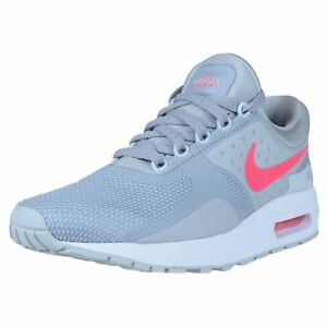 Nike Air Max Zero Essential Youth Girls Running Shoes Wolf