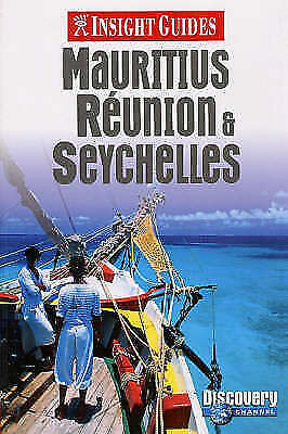 """""""AS NEW"""" Insight Guide Engelstalig, Mauritius and Seychelles Insight Guide (Insi"""