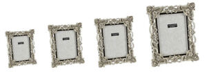 Ornate-Antique-Vintage-Style-Photo-Frame-Art-Deco-Picture-Distressed-Shabby-Chic