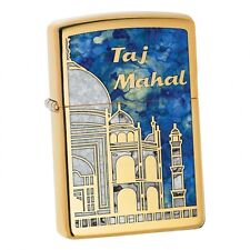 TAJ MAHAL High Polished Brass Fusion-ZIPPO Special Editions neu+ovp