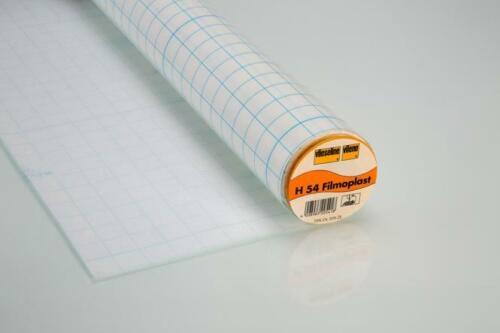 Vlieseline h54 filmoplast detención medios 54,5cm blanco Stick máquina