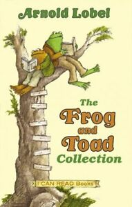 Frog-and-Toad-Collection-Paperback-by-Arnold-Lobel-Like-New-Used-Free-shi