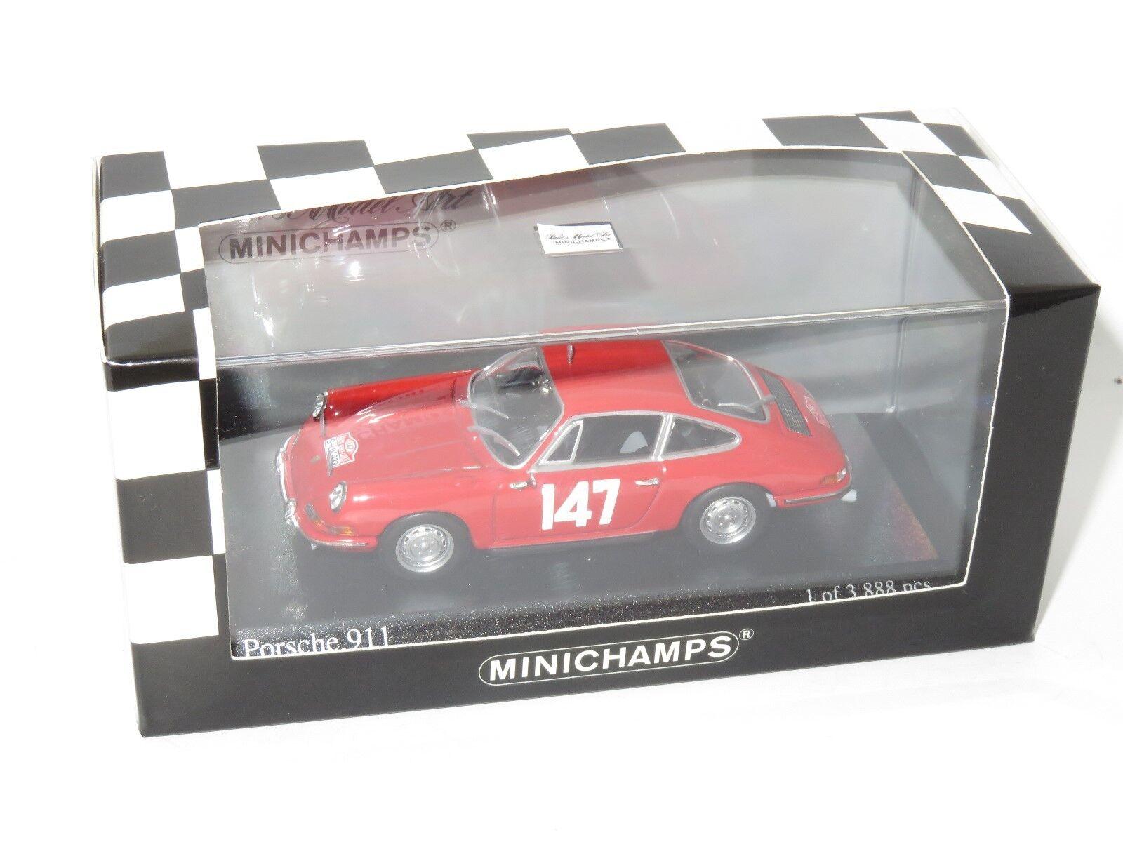 1 1 1 43 PORSCHE 911 RALLYE MONTE CARLO 1965 Classe Gagnants Linge Falk 0a4f75