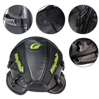 Waterproof Helmet Bag Motorcycle Tank Saddle Luggage Riding Tribe Travel Tool