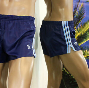 Adidas Glanz Nylon Shorts D-6-l Vintage Short Blbl-so210