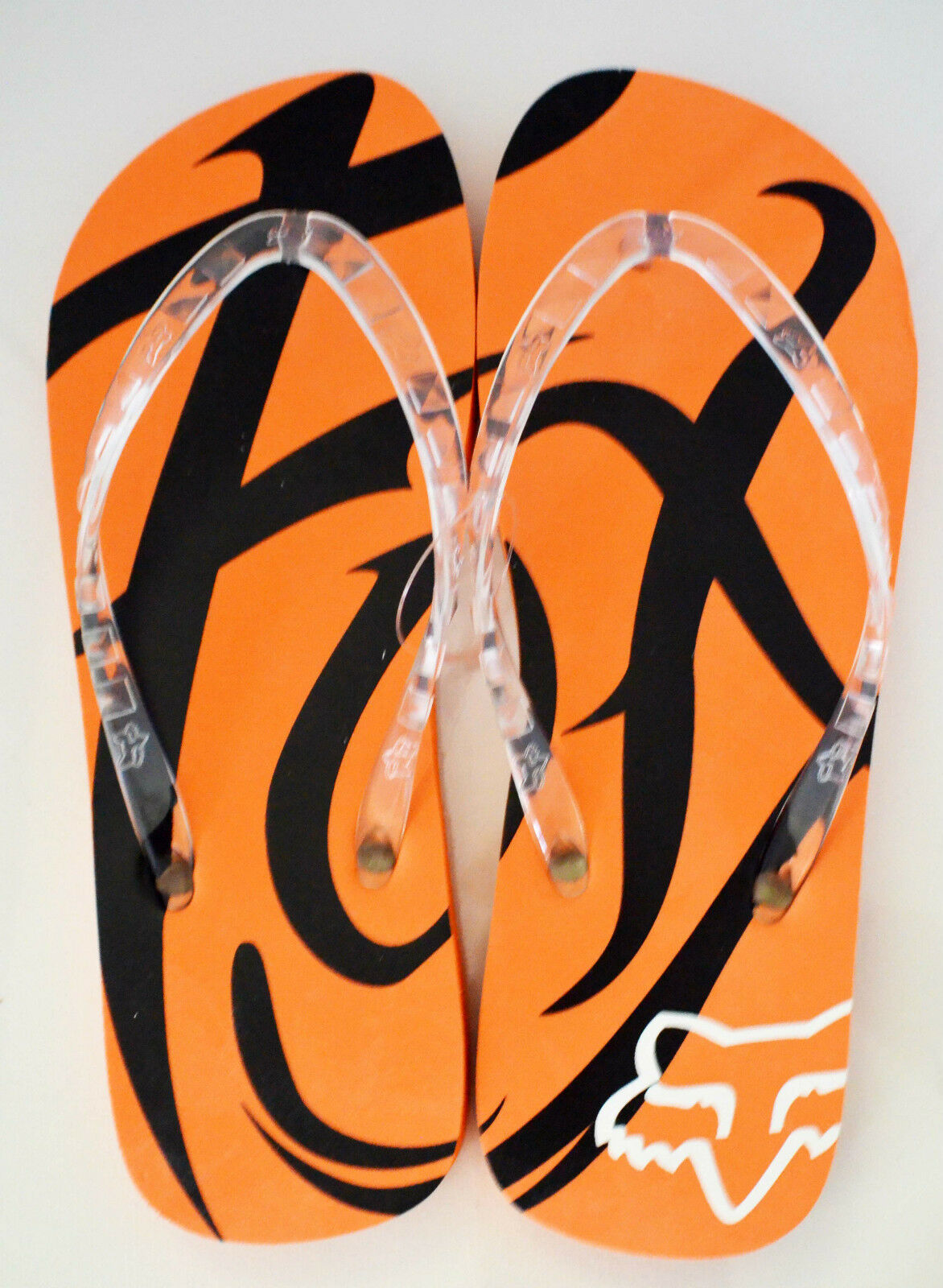 Fox Racing Girl Flip Flop 7 Name THE SHINE size 7 Flop cdba9f