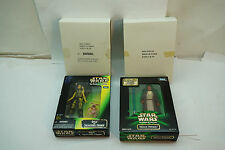 STAR WARS ACTION FIGURES MAIL IN LOT OF 2 MACE WINDU OOLA SALACIOUS CRUMB KENNER