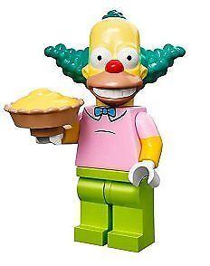 71005-16 SIM022 RBB LEGO Simpsons Mini Figure Series 1 Mr Burns