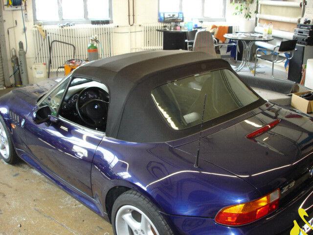 BMW Z3 Convertible Hood Defective? Patch Set Repair Repair Rep Kit