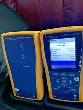 Fluke Networks Dtx 1800 Cat6 Cat6a Cable Analyzer Kit