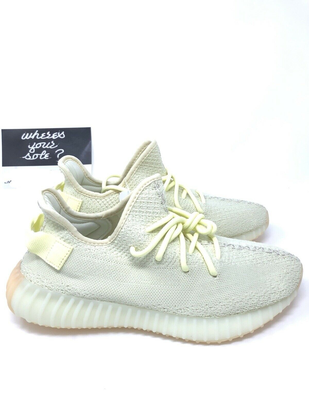 Adidas Yeezy 350 Boost V2 Butter size 9 NEW DS Kanye West F36980