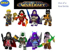 Mazinkaiser Mazinger Z Custom Minifigures Block Brick Compatible w// Lego NIP USA