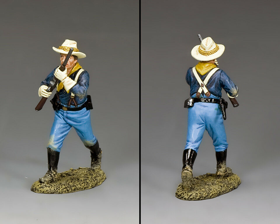 KING AND COUNTRY Advancing Cavalry KX037 John Fords US Cavalry